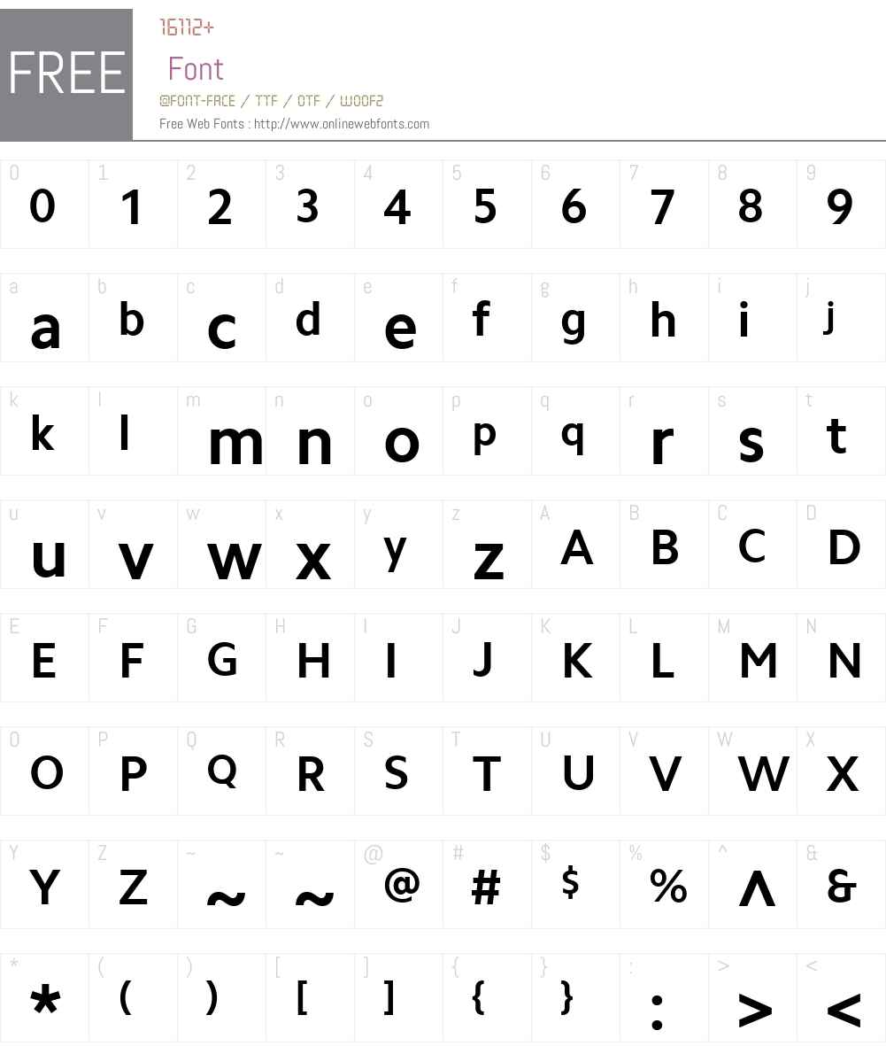 Verdana bold font fontzone. Net.