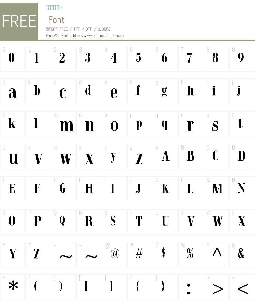 Jeles W01 Condensed Bold 1 00 Fonts Free Download - OnlineWebFonts COM