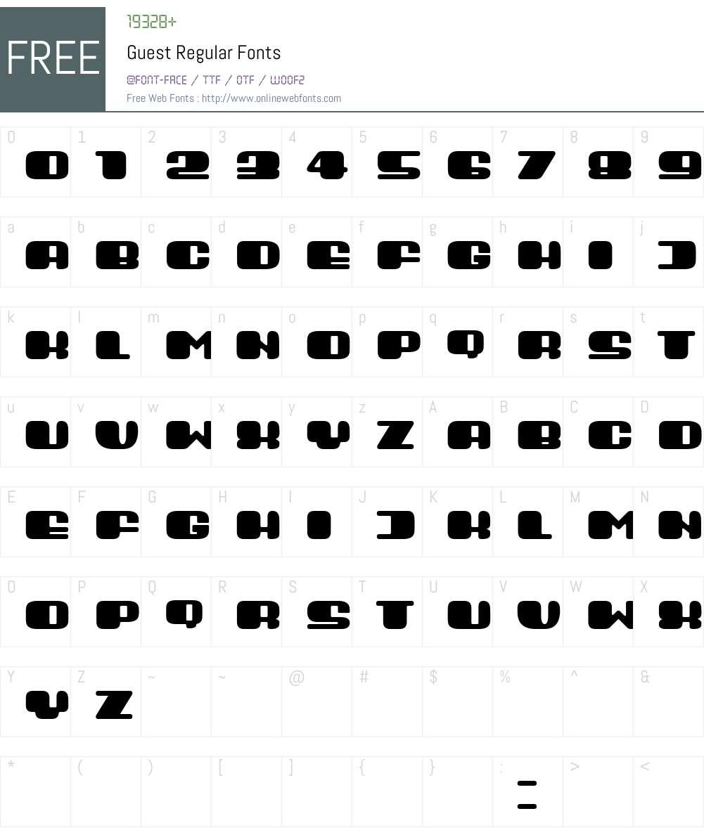 guestlist letter font Silhouette Birthday Party Guestlist Font Guest list svg font INSTANT DOWNLOAD Unique font digital Clipart