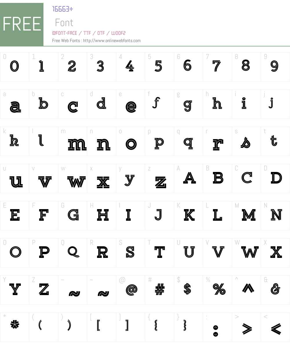 Gist W01 Upright Blk 1 00 Fonts Free Download