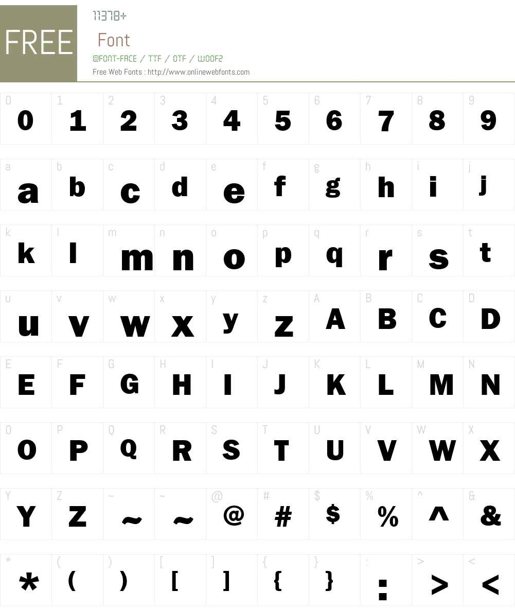 Franklin Gothic Heavy V1 2 00 Fonts Free Download
