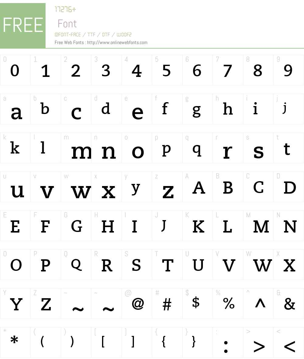 Caecilia LT W04 75 Bold 1 00 Fonts Free Download - OnlineWebFonts COM