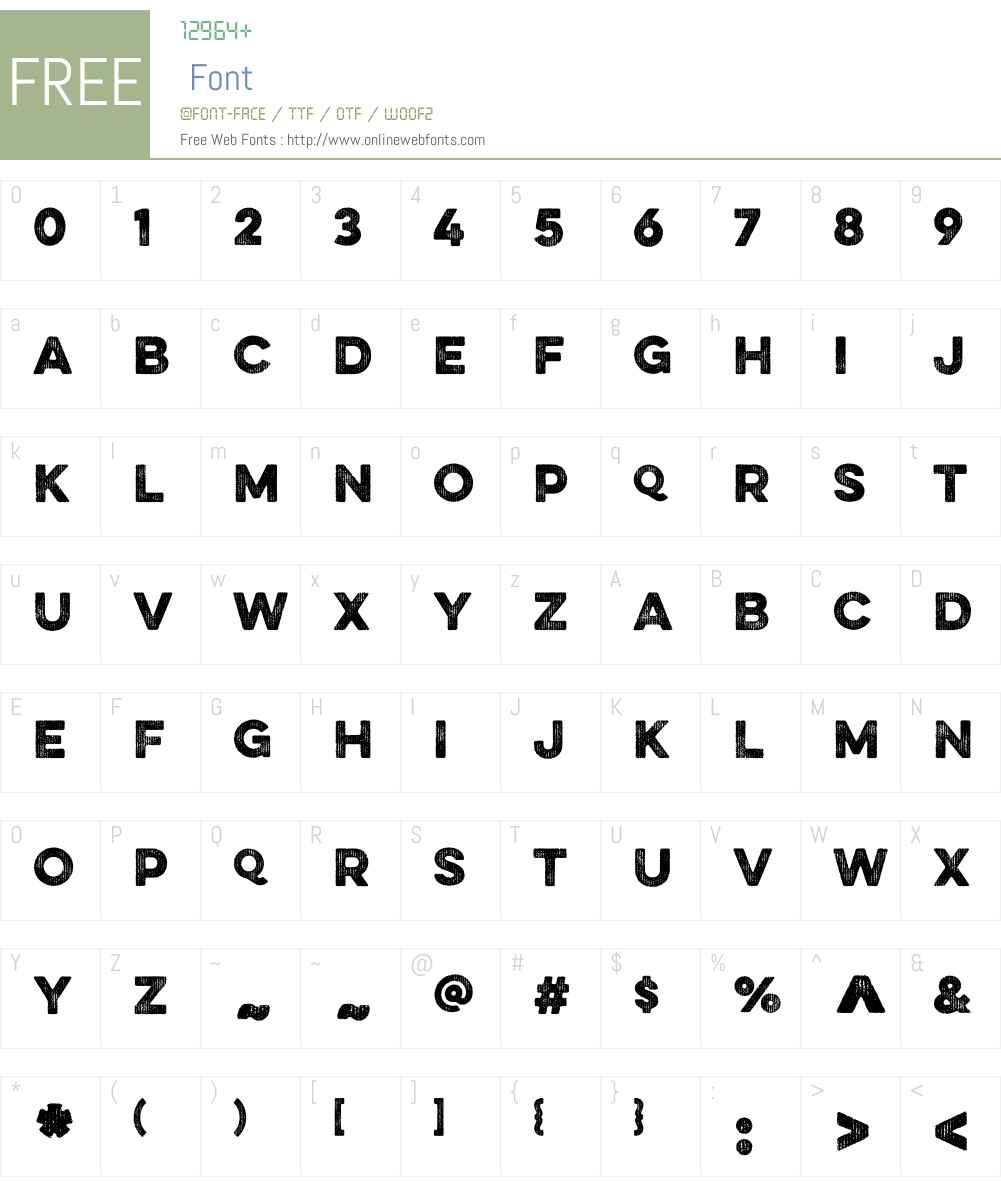 Eveleth W01 Regular 1 00 Fonts Free Download - OnlineWebFonts COM