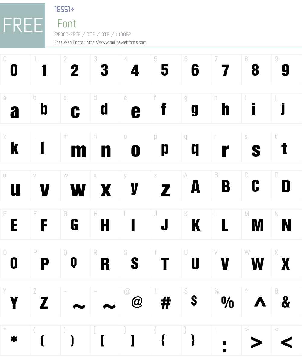 Helvetica* Condensed Bold 001 000 Fonts Free Download