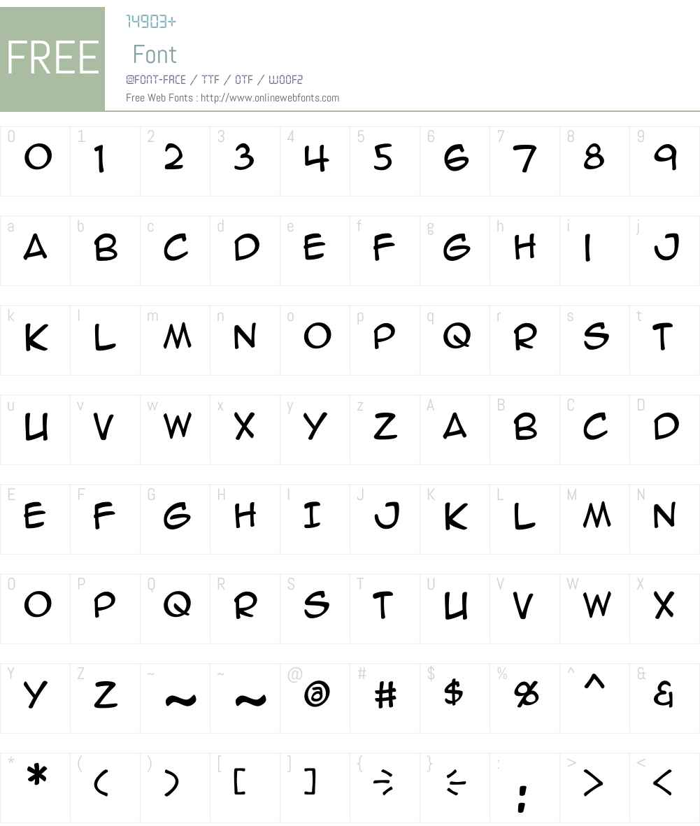 Anime Ace 2 0 BB 1 000 Fonts Free Download - OnlineWebFonts COM