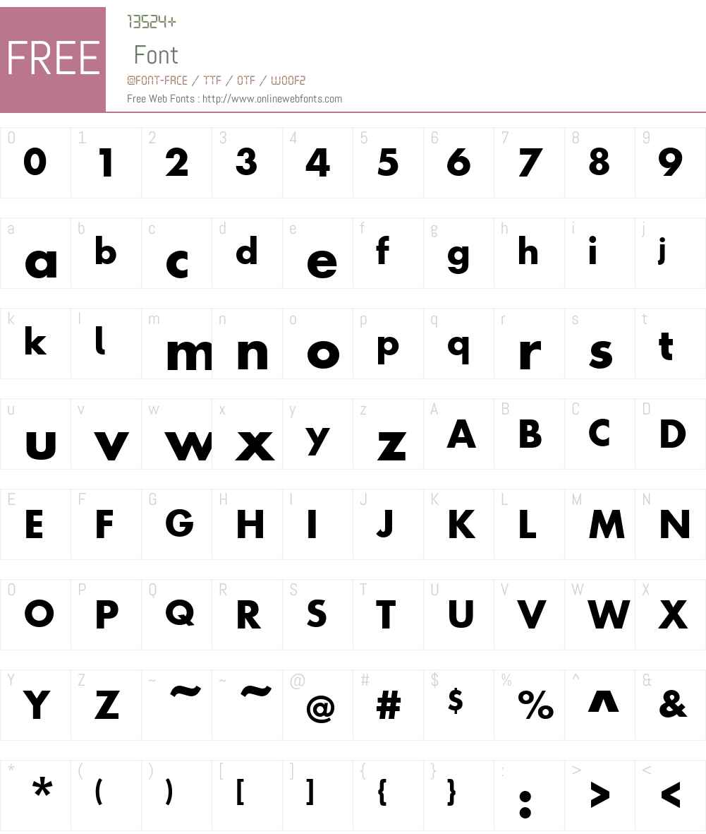 futura nd sc osf bold font free download