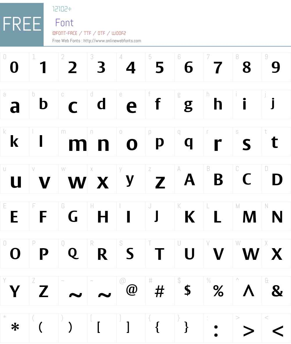 Download big fonts