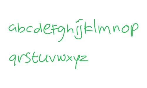 Victorya Handwriting