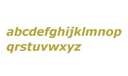 MS Reference Sans SerifW95BdIt