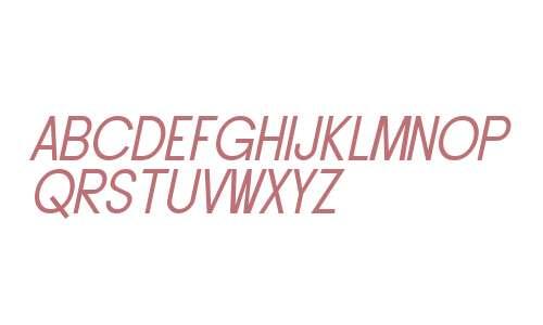 SF Buttacup Lettering Oblique V2 V1