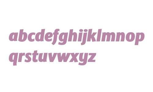 Rileyson W01 Great Italic
