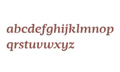 Mafra W04 Medium Italic
