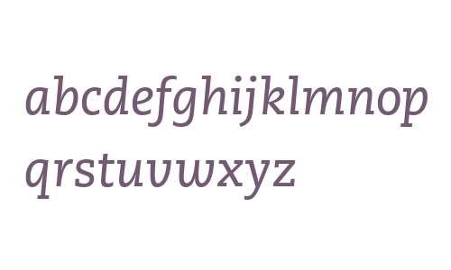 PMN Caecilia ET W08 Italic