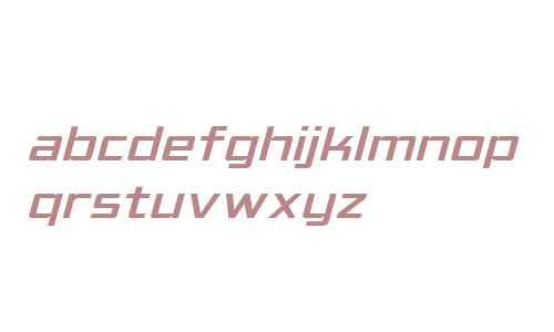 CCElephantmenGreat W10 Italic