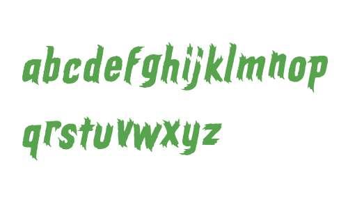 ElderGods BB Italic V1