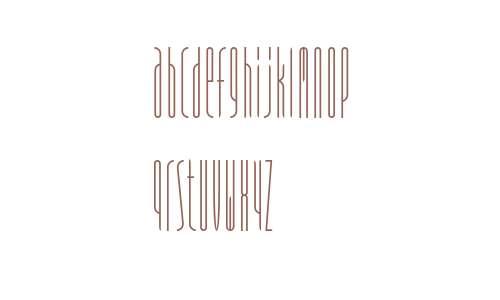 Typeface-FourOne