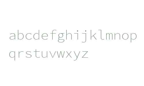 Source Code Pro ExtraLight Fonts Downloads - OnlineWebFonts COM