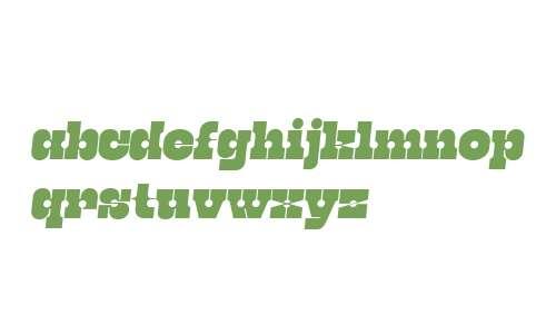 Kenwyn W01 Single Dot Oblique