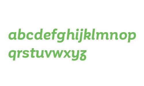 Corporative Alt W00 Bold Italic