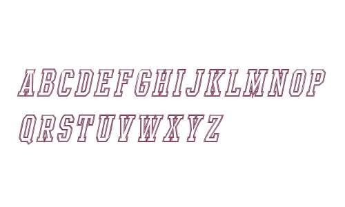 Intramural Contour Italic JL
