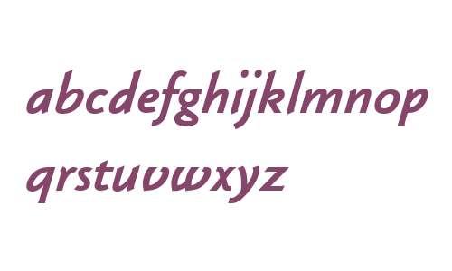 KlassikaBla W00 Italic