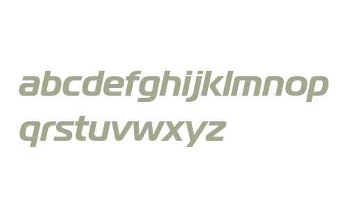 Magistral W01 Bold Italic