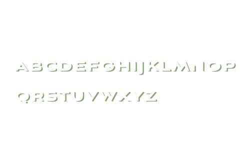 Aviano Sans Layers W01 Shadow