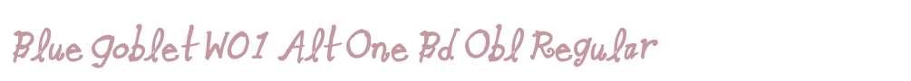 Blue Goblet W01 Alt One Bd Obl