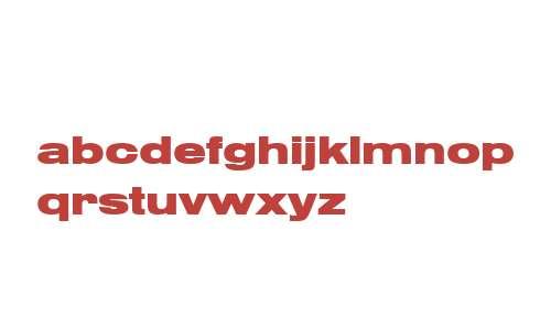 Nimbus Sans DW01BlaExt
