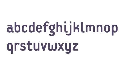 Extreme Sans W01 Bold