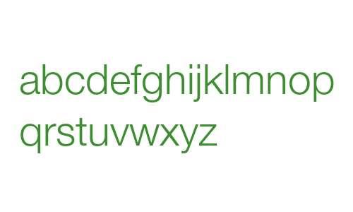 12 pt. Helvetica* 45 Light 02472