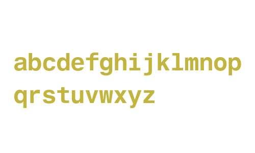 HelveticaMonospacedW1G-Bd