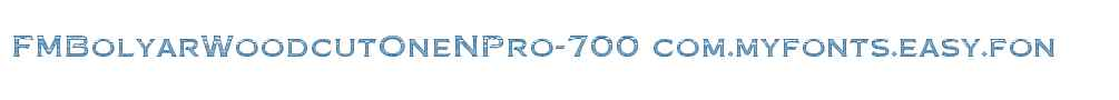 FMBolyarWoodcutOneNPro-700