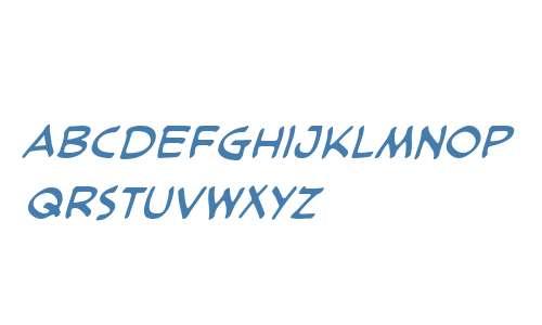 Cloudsplitter UC BB W00 Italic