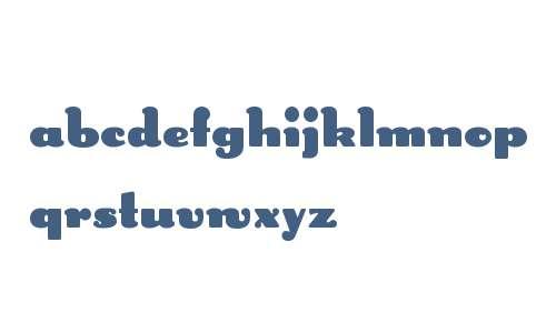 Titanschrift W00 Regular