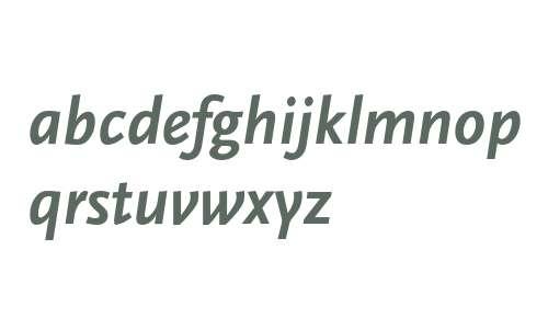 Scala Sans-Bold LF Italic