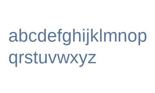 Liberation Sans V1
