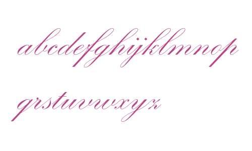 Kuenstler-Schreibschrift* Bold