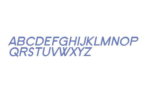 SF New Republic Bold Italic V3 V2
