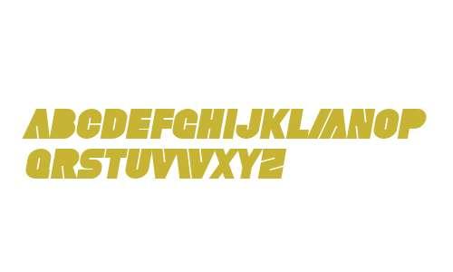 SF Fortune Wheel Bold Italic V1