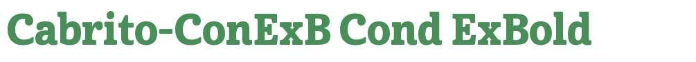 Cabrito-ConExB