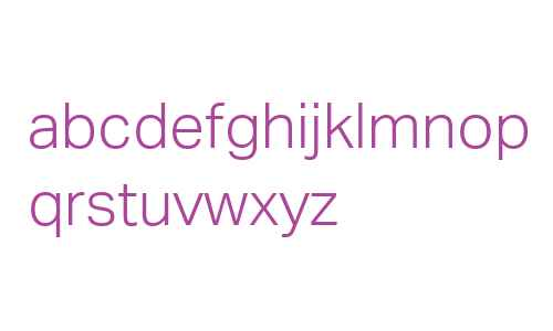 Aktiv Grotesk W06 Light