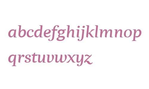 Esta W04 Bold Italic