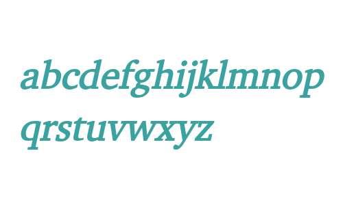 Challenge Bold Italic