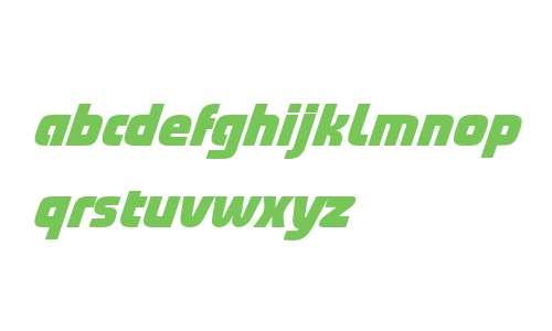 HGBGroteskBla W00 Italic