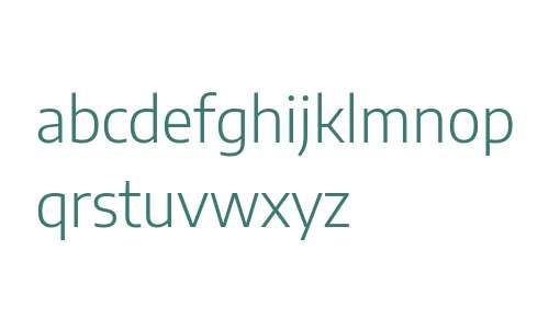 Encode Sans Light