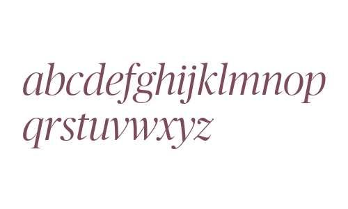 Publico Banner Web Light Italic