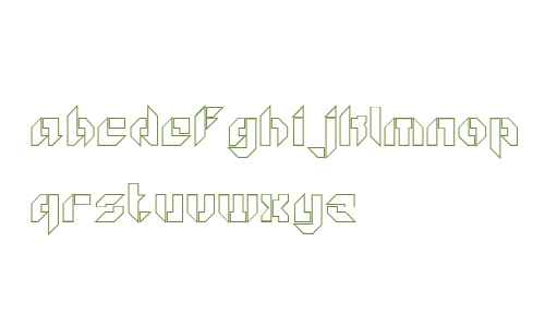 GetaRobo Open W00 Outline