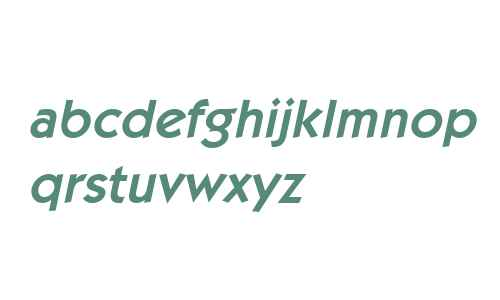 Kabob Bold Italic