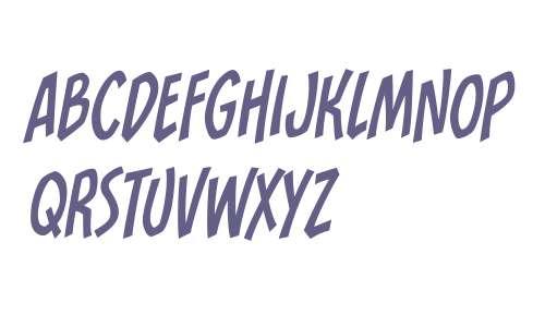 CCComicraft Italic
